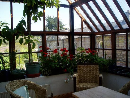 Kilbrogan House: Conservatory