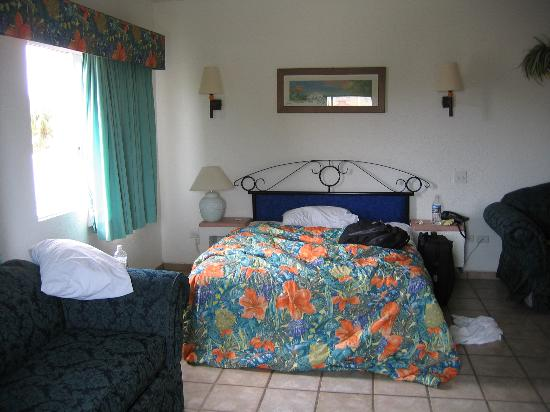 Comfort Inn Los Cabos: The main bed