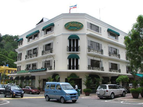 Kota Kinabalu, Malaisie : Jesselton Hotel