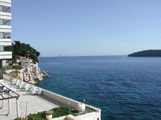 Hotel Excelsior Dubrovnik: room with a view 2