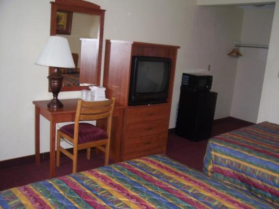 Saharan Motor Hotel: Saharan's Rooms