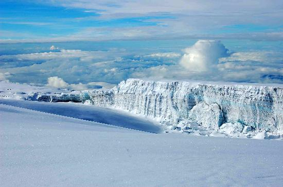 Kilimanjaro National Park, Tanzania: Glaciers of Kilimanjaro