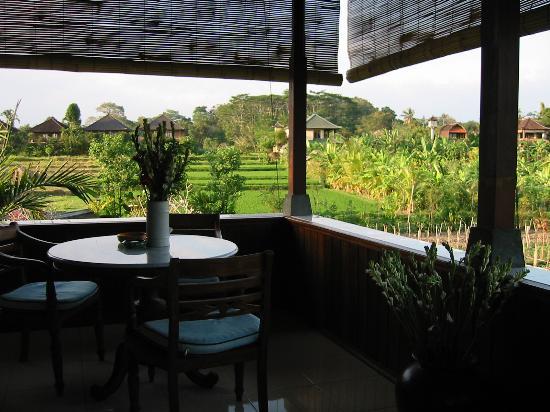 Alam Shanti: privat terrace