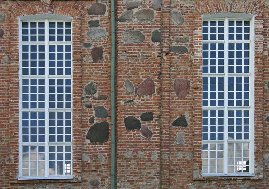 Kaunas, Lithuania: Church Windows