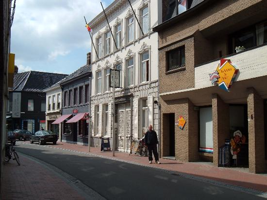 West Flanders Province, Belgium: Talbot house Popperinghe