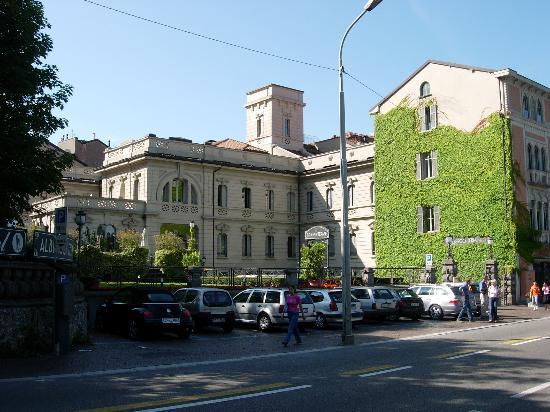 Albergo Terminus Hotel Lake Como