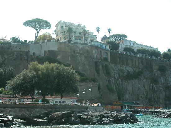 Sorrento, Olaszország: View from the Marina