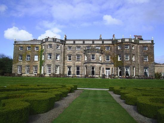Nidd Hall & The Highlights of Yorkshire