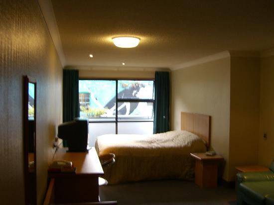 97 Motel Moray: Sleeping Area