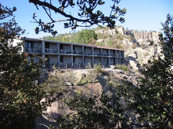 Photo of Hotel Cabanas Divisadero Barrancas Chihuahua