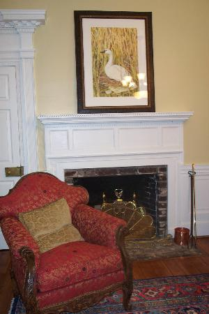 Mansfield Plantation: Our room