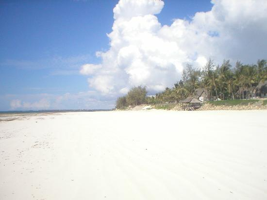 Kilifi, Kenia: beautiful beach