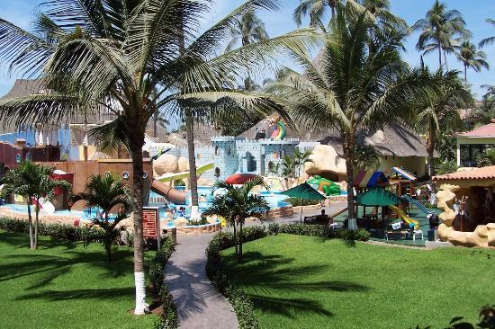 Crown Paradise Club Puerto Vallarta: Kids area