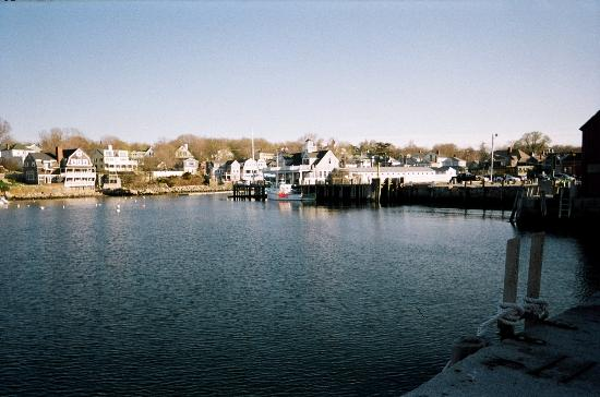 Eagle House Motel: Rockport, MA - the Harbor