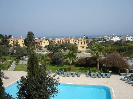 Ozankoy, Cyprus: View from Altinkaya 2