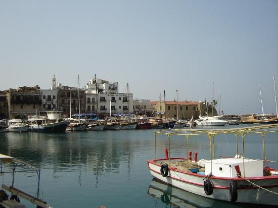 Ozankoy, Chipre: Kyrenia Harbour