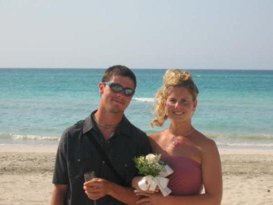 Iberostar Varadero: After wedding at Beach
