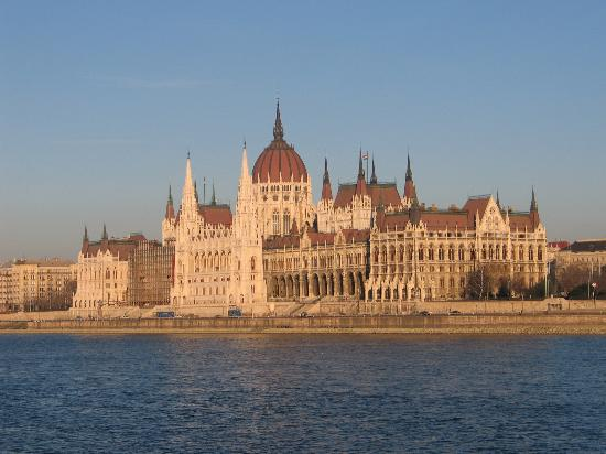 Budapeste, Hungria: Parliament buildings