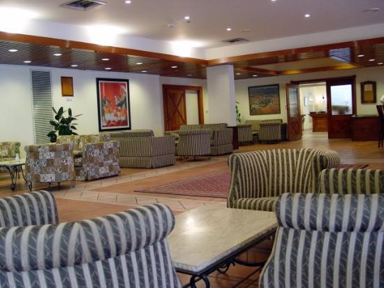 Pastoral Hotel - Kfar Blum: Lobby