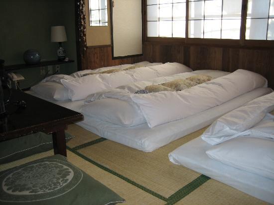 Ryokan Sawanoya: Gorgeous Room