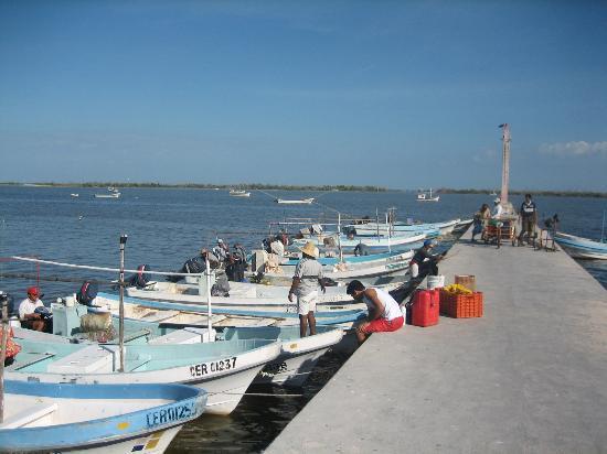 San Felipe Fishing Harbor