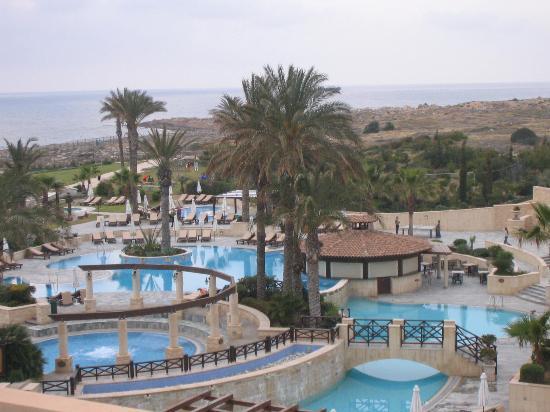 Elysium Hotel: Pools