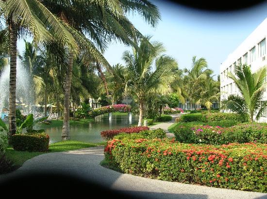 Amazing Mayan Palace At Vidanta Acapulco: Mayan Sea Garden Great Pictures