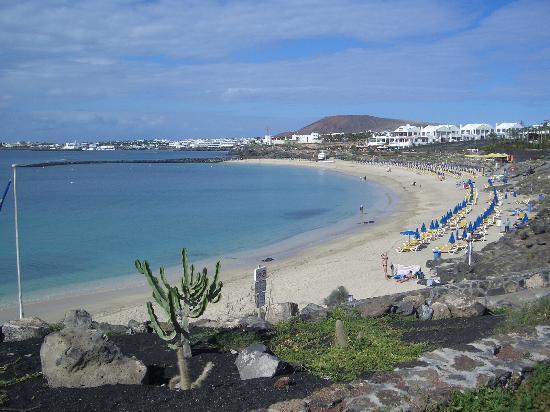 Πλάγια Μπλάνκα, Ισπανία: Playa Blanca