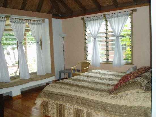 Kulu Bay Resort: Bedroom