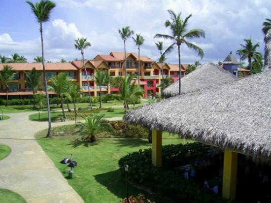 Caribe Club Princess Beach Resort & Spa: Una vista del hotel