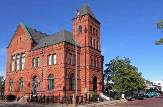 Jefferson Historical Museum