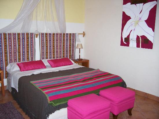 Bloomers-Salta Bed & Brunch: habitación en la que estuve