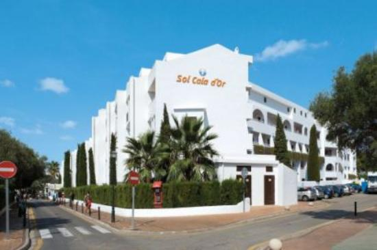 Front of hotel picture of sol cala d 39 or apartamentos cala d 39 or tripadvisor - Tripadvisor apartamentos ...