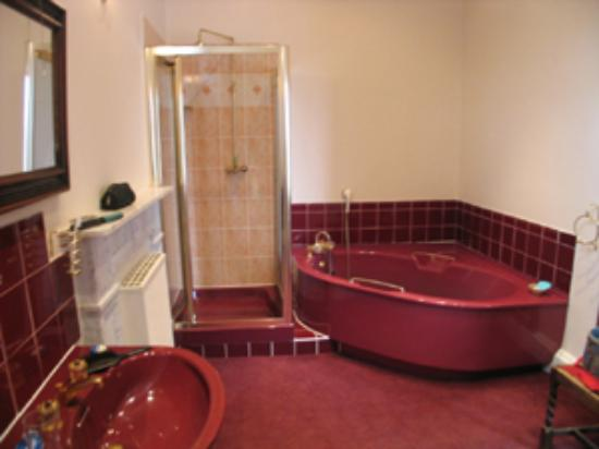 Baskerville Hall Hotel: Mulberry Bathroom