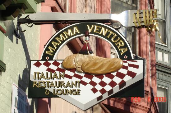 Mamma Ventura Restaurant & Lounge