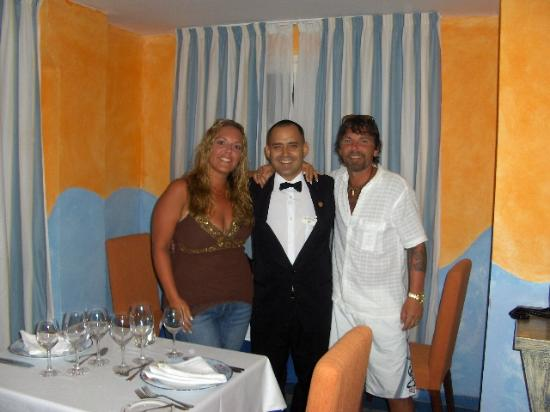 Iberostar Varadero: Dinner at the Mediteranean Restaurant