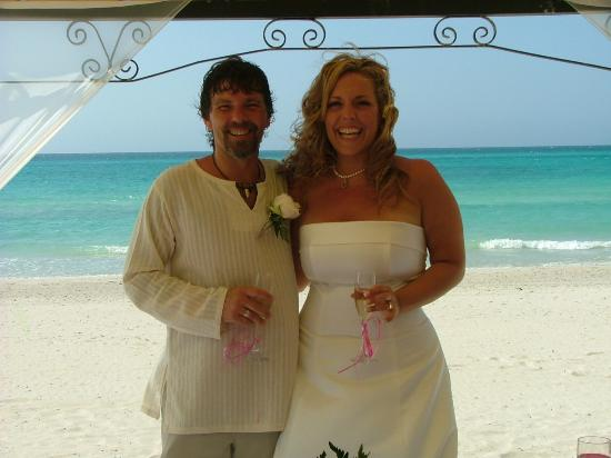 Iberostar Varadero: Our wedding