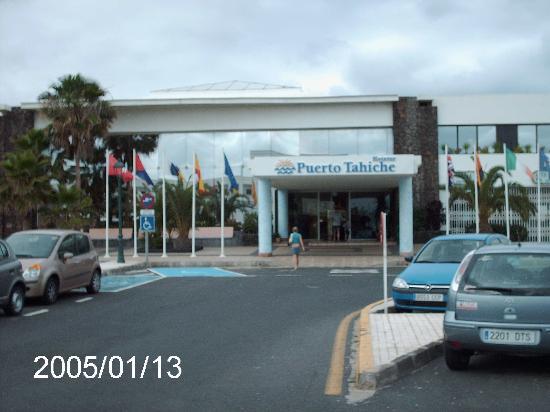 Hotetur Puerto Tahiche Lovely Hotel