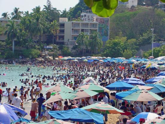 Playa Caletilla Acapulco 2018 All You Need To Know