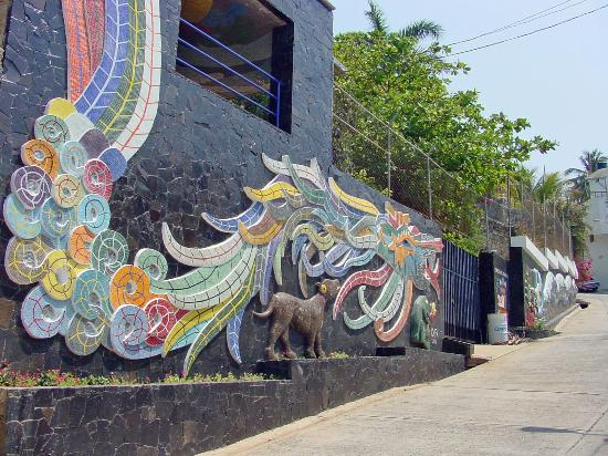 Mural diego rivera acapulco 2018 all you need to know for Mural de rivera
