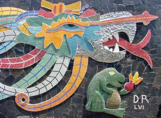 Foto de mural de diego rivera en acapulco acapulco diego for Mural de rivera