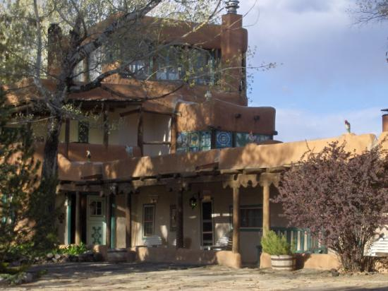 Mabel Dodge Luhan House: main house