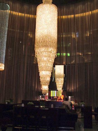 Lobby Bar chandelier - Picture of Red Rock Casino Resort & Spa ...