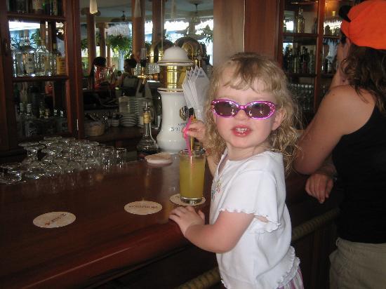 Iberostar Varadero: At the lobby bar