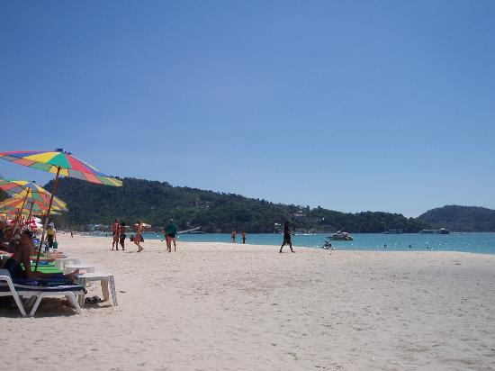 T Terrace: Patong Beach, 3 months post-tsunami