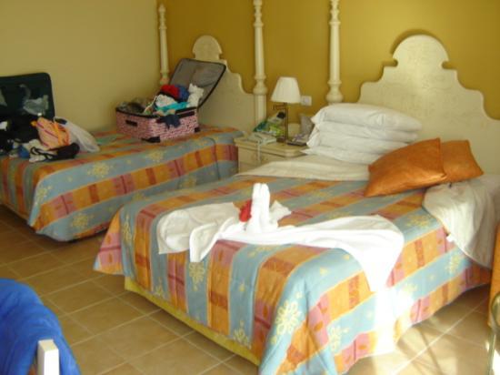 Iberostar Varadero: The rooms were very nice!