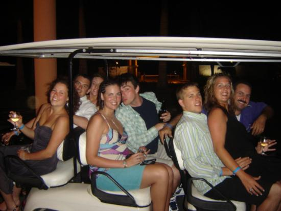 Iberostar Varadero: This is Ernesto taking us for a ride!