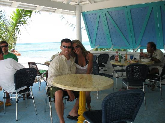 Harbour Club Villas & Marina: Da conch Shack