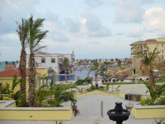Hotel Marina El Cid Spa & Beach Resort: View from lobby