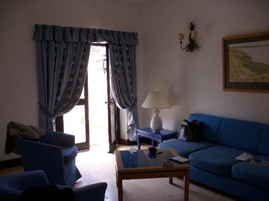 Hotel Ta' Cenc : room